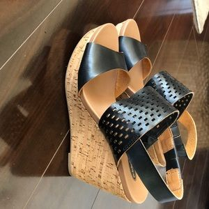 Dr. Scholls wedge sandals